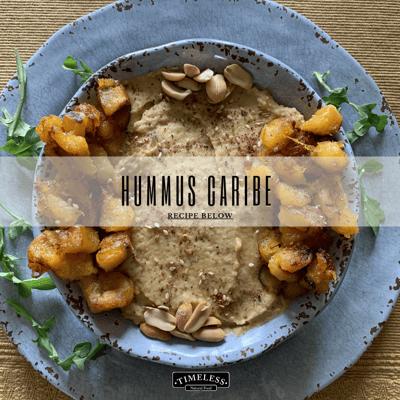 Hummus Caribe Recipe